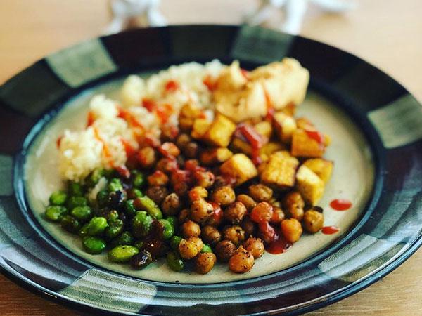 Jim's Protein Bowl